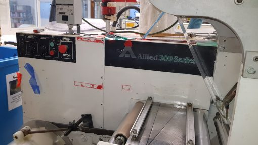 Allied Flexo label printer