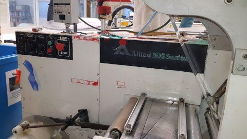 Allied Flexo label printer