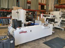 ABG Omega SR 410 Slitter Rewinder