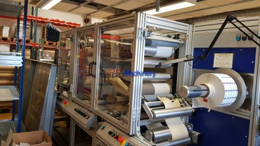FLYTEC 3000 Label Inspection machine