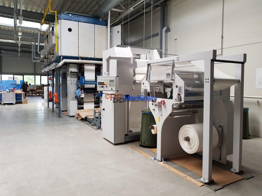 STORK SCREEN PRINTING MACHINE