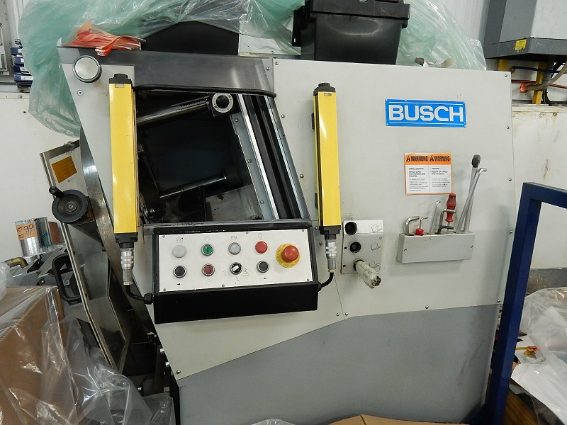 Busch BLS label punch