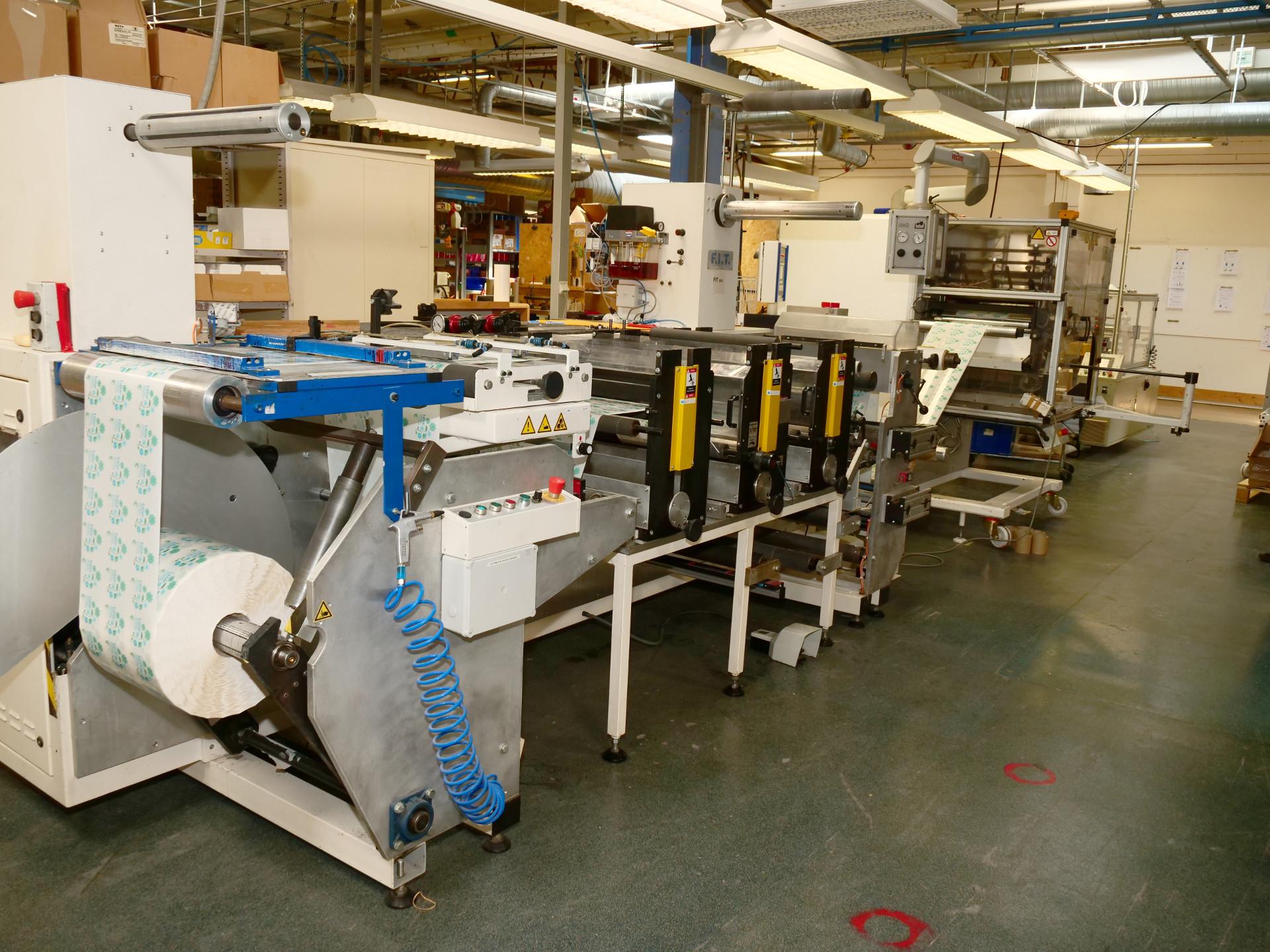 FIT Die cutter Slitter Rewinder - ABG Turret 510P1032000-h