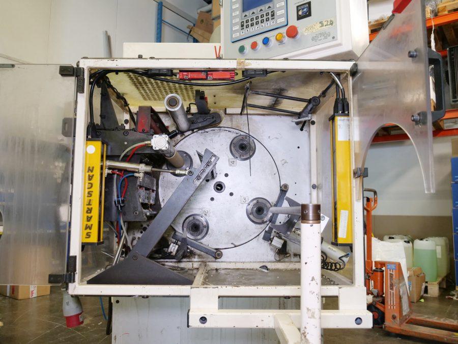 ABG Vectra TR-330 Turret Rewinder