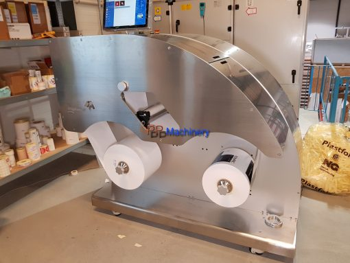 TrojanLabel - TrojanTwo - Mini Digital Label Press Powered by Memjet Technology