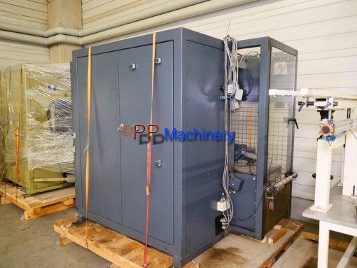 Gallus Arsoma TR 510 turret rewinder for labels