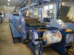 Miyakoshi MVF 26K - 6 colours offset printing machine 6 colours Variable Format Web Offset Press