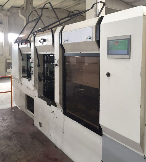 WPM 300 Autofeed Automatic Die Cutter