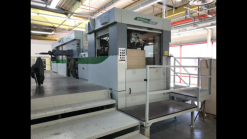 Bobst Sprinthera 106 PER Automatic Die Cutter