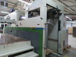 Bobst SP 102 E II from 1999