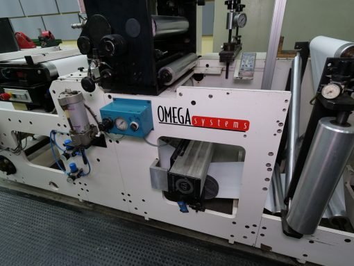 AB Graphics Omega SR 410