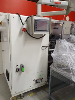 AB Graphics Vectra Turret rewinder from 2003
