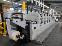 Codimag Viva 340 Semi Rotative label press