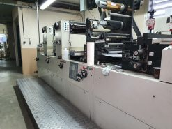Codimag Viva dry offset label press