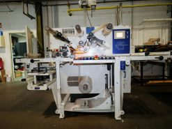 Ashe Opal 410 - Duplex Slitter Rewinder
