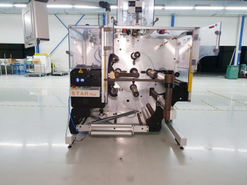 Prati TR 400 Automatic Turret Rewinder from 2014