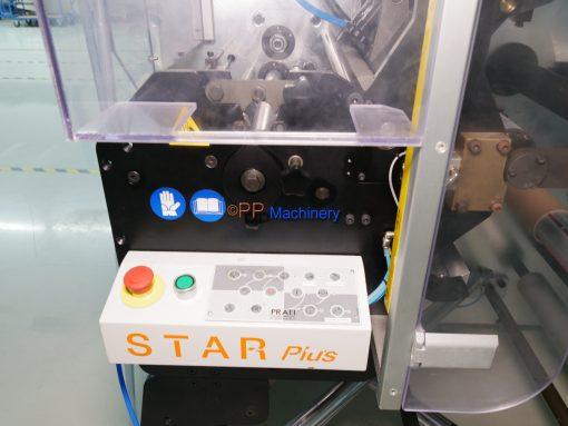 Prati TR 400 Automatic turret rewinder