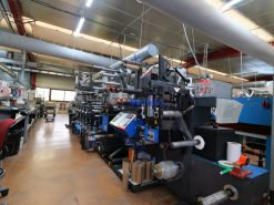 PP Machinery - Gallus Arsoma EM 280 7 colours flexo label press