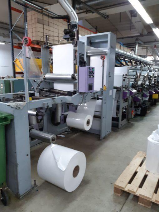 Omet Multifilm 520 FP UV 10 colours UV Flexo label press