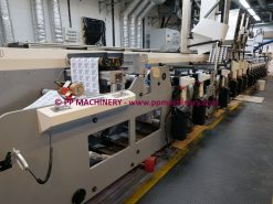 MPS EF 520 14 colours flexo press