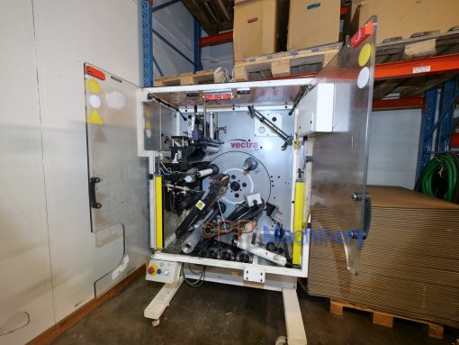 ABG Vectra LCTR 330 13 inch automatic turret rewinder