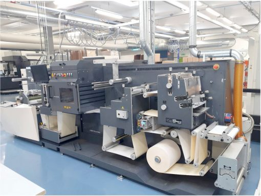 Grafisk Maskinfabrik GM DCV6-BI